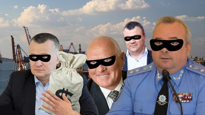 Odessa thieves in law and the missing 4 billion